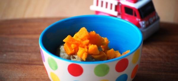 Kochen für Babys: Pastinake-Kürbis