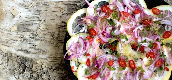 Apulischer Zitronensalat