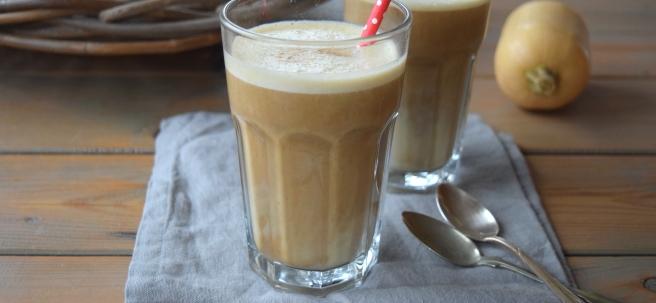 Spicy Kaffe-Kürbis mit vielen Gewürzen